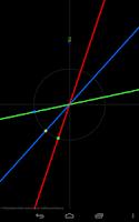 Screenshot of GeoMetric Clock Live Wallpaper