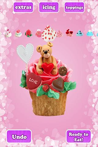 Cupcakes: Valentine's Day