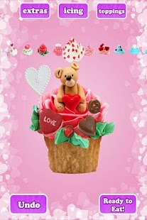 Cupcakes: Valentine's Day! 休閒 App-癮科技App