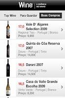 Screenshot of Wine