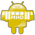 MHDroid Public Transport logo