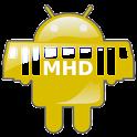 MHDroid Public Transport logo