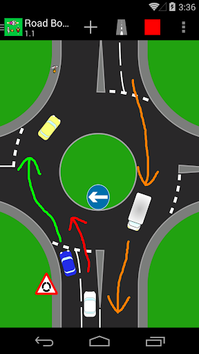Road Board for Android