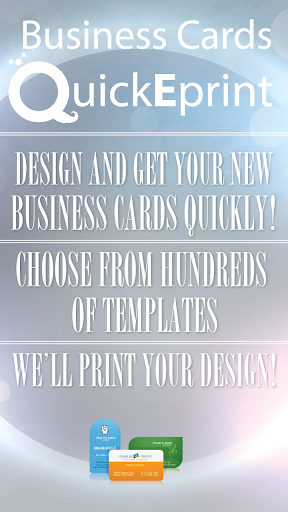 Business Cards Print Deliver