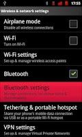Screenshot of Red Theme for CyanogenMod