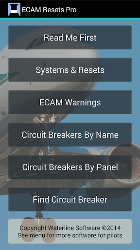 Airbus ECAM Resets - Pro