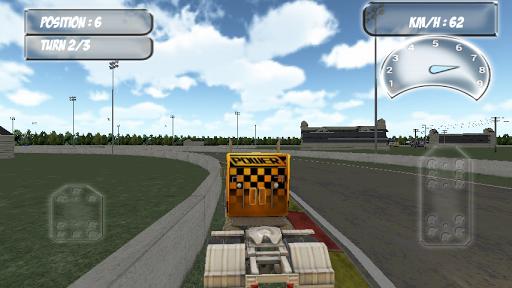 トラックレースゲーム