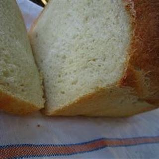 Pseudo Sourdough for the Bread Machine.
