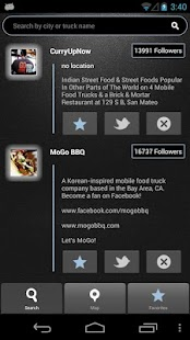 Food Truck 1 Pro with Maps- screenshot thumbnail