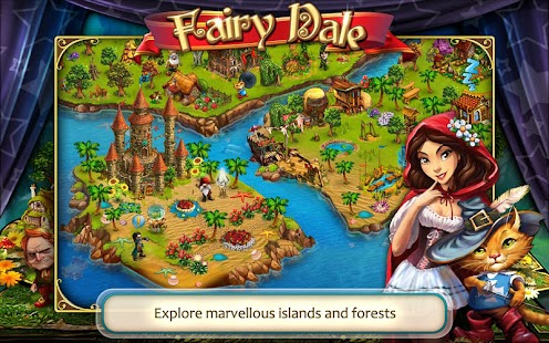 Fairy Dale- screenshot thumbnail