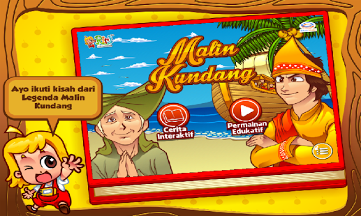 Cerita Anak: Malin Kundang- screenshot thumbnail