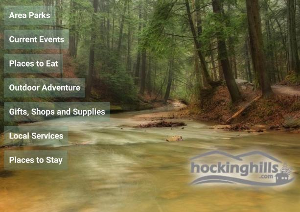 Official Hocking Hills Visitors App- screenshot