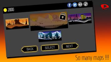 Screenshot of Hill Motor Racing