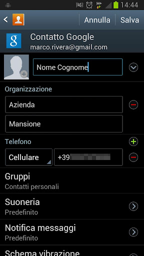 ShowMe - Call identifier
