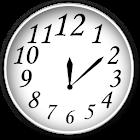 月と太陽の占い時計 icon