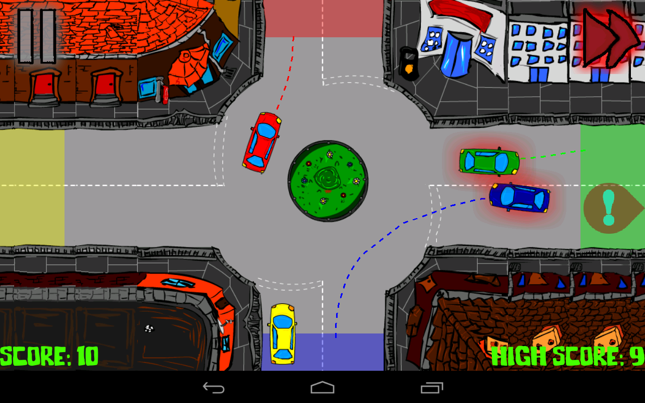 Roundabout Free- screenshot