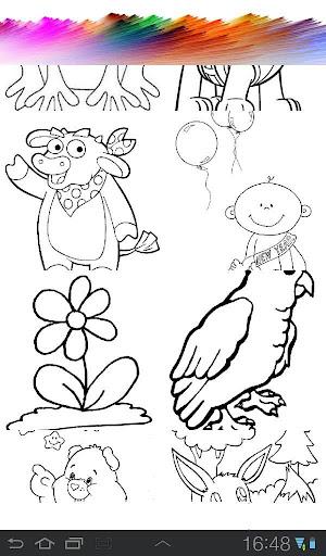 Cartoon Coloring