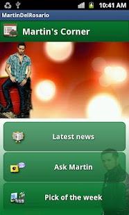 Martin Del Rosario - screenshot thumbnail