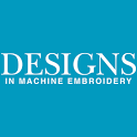 Designs in Machine Embroidery icon