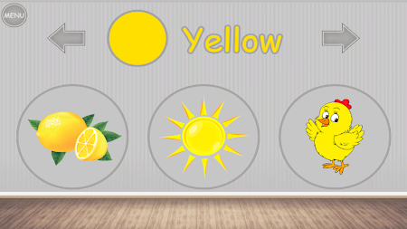 Colors for Kids, Toddlers, Babies - Learning Game APK screenshot thumbnail 4