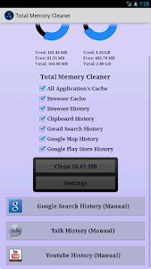 Total Memory Cleaner v1.6