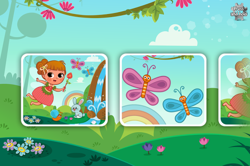 Fairy Tale Puzzles for Kids