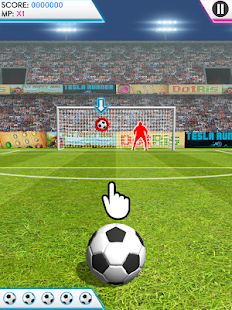 Free Kick Shooter