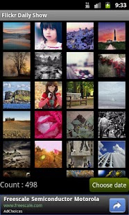 Flickr Daily Show - screenshot thumbnail