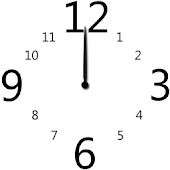 Analog Clock μ