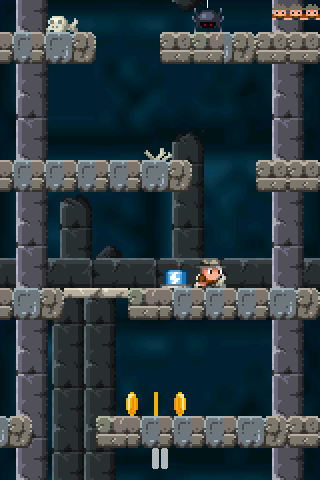 Super Drill Panic FREE- screenshot