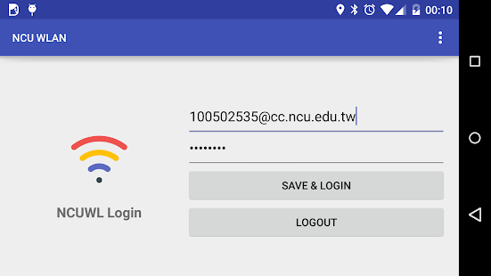 NCU WLAN Auto Login- screenshot thumbnail