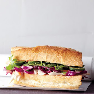 Asian Chicken Sandwich