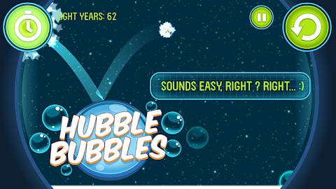 Hubble Bubbles Screenshot 3