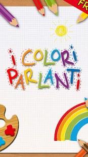 Colori Parlanti per bambini - náhled