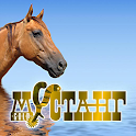 Gold Mustang icon