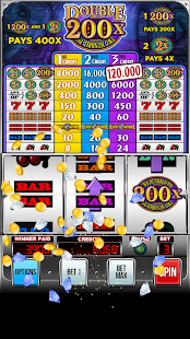 Double 200x Slot Machine- screenshot thumbnail
