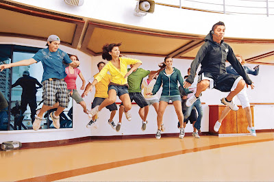 The Teen Center onboard your Princess ship gives young passengers lots of ways to stay active and entertained.