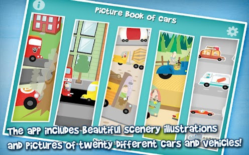 Picture Book of Cars- screenshot thumbnail