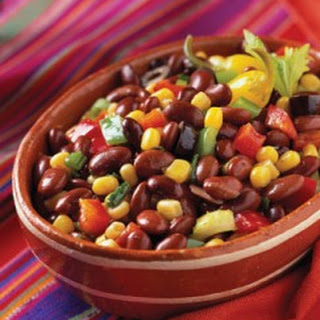 Marinated Black Bean Salad
