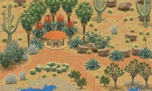 Inner Garden: Desert Garden
