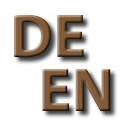German-English logo