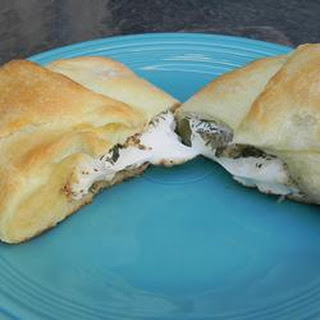 Dilly Cream Cheese in Pastry