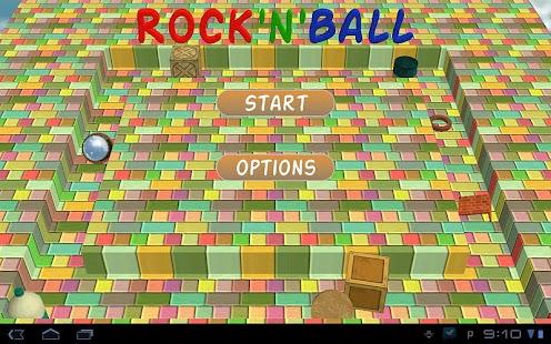 RocknBall Free- screenshot thumbnail