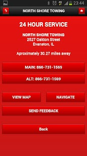 Find Truck Service Trucker App - screenshot thumbnail