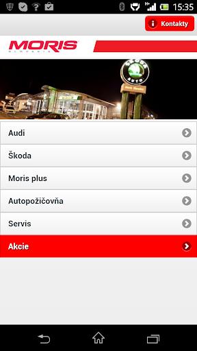 【免費商業App】Moris Slovakia-APP點子