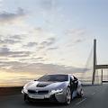 BMW i8 HD Wallpaper