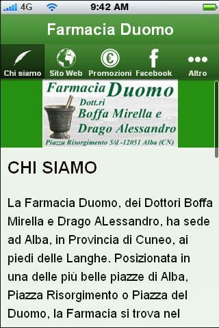 Farmacia Duomo Alba