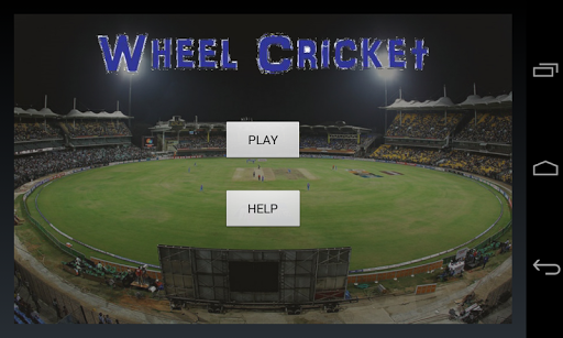 IPL-Wheel Cricket