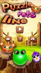 Puzzle Pets Line Screenshot 9