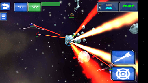 Sentinel: SciFi Space Shooter
